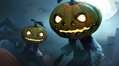 Marni's Spooky Playground