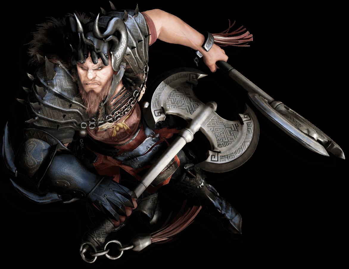 berserker Character image
