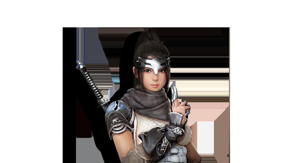 kunoichi Character image