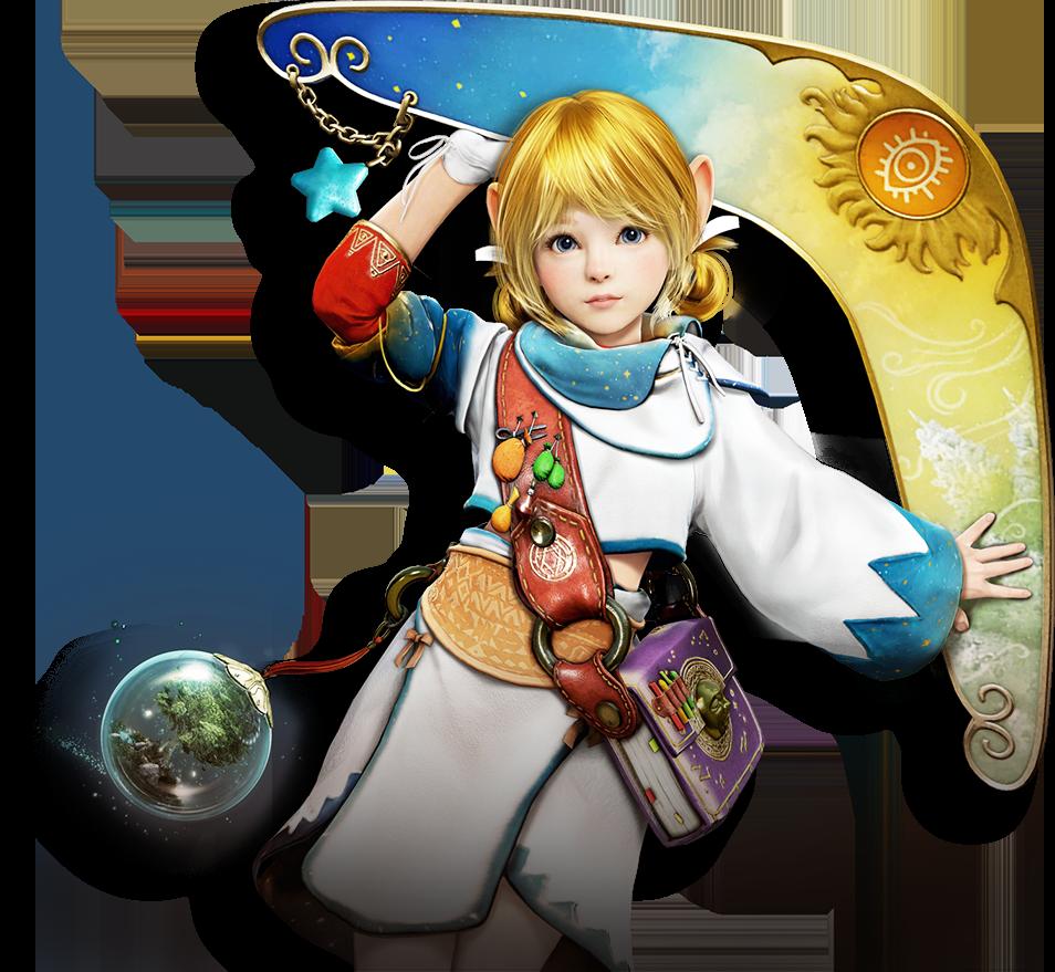 shai Character image