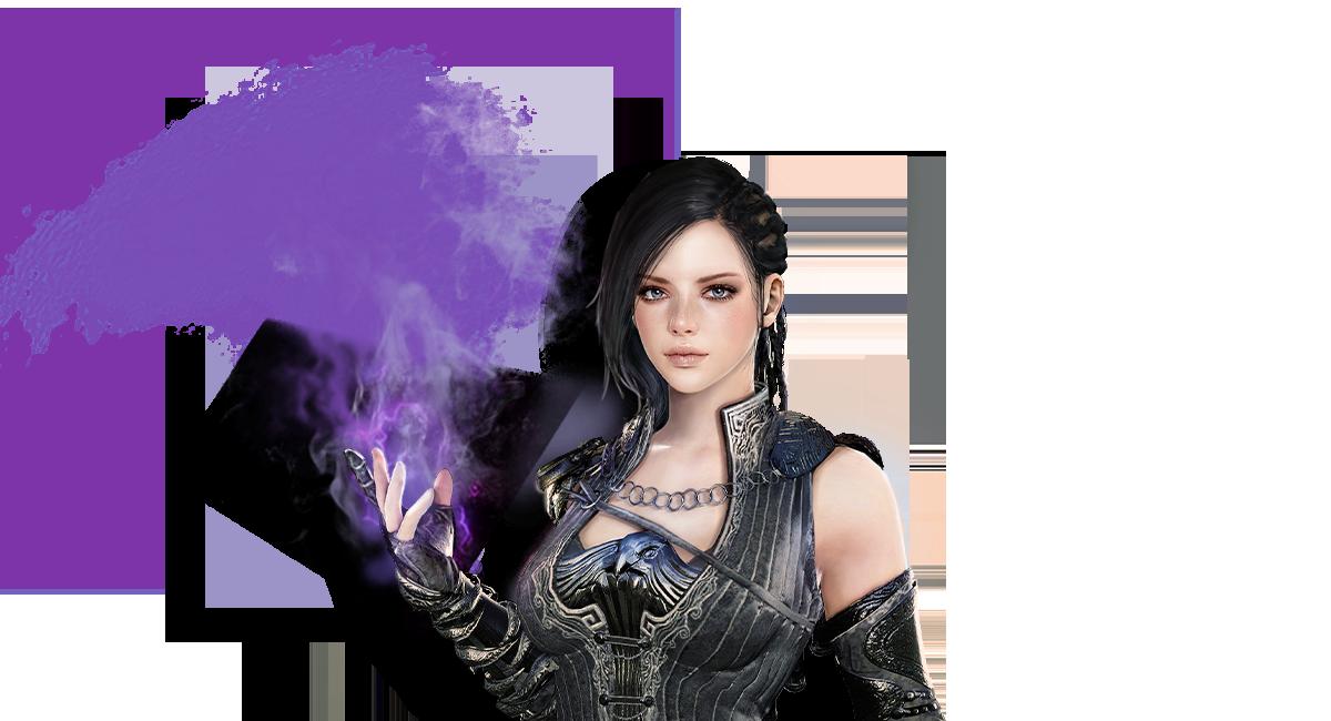 sorceress Character image