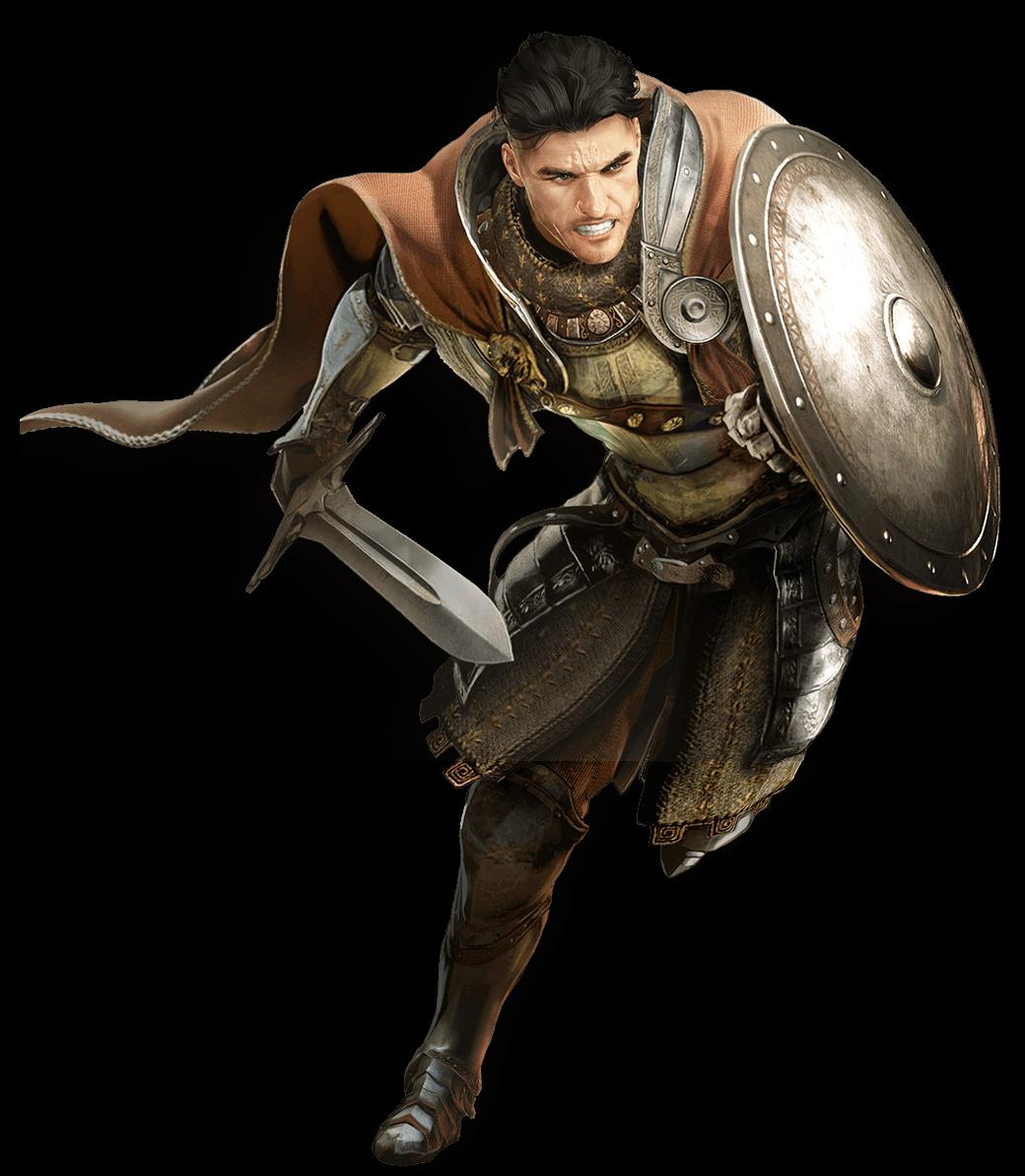Warrior Character image