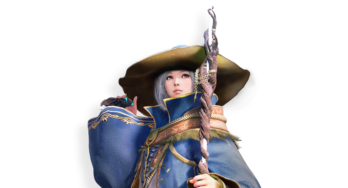 witch Character image
