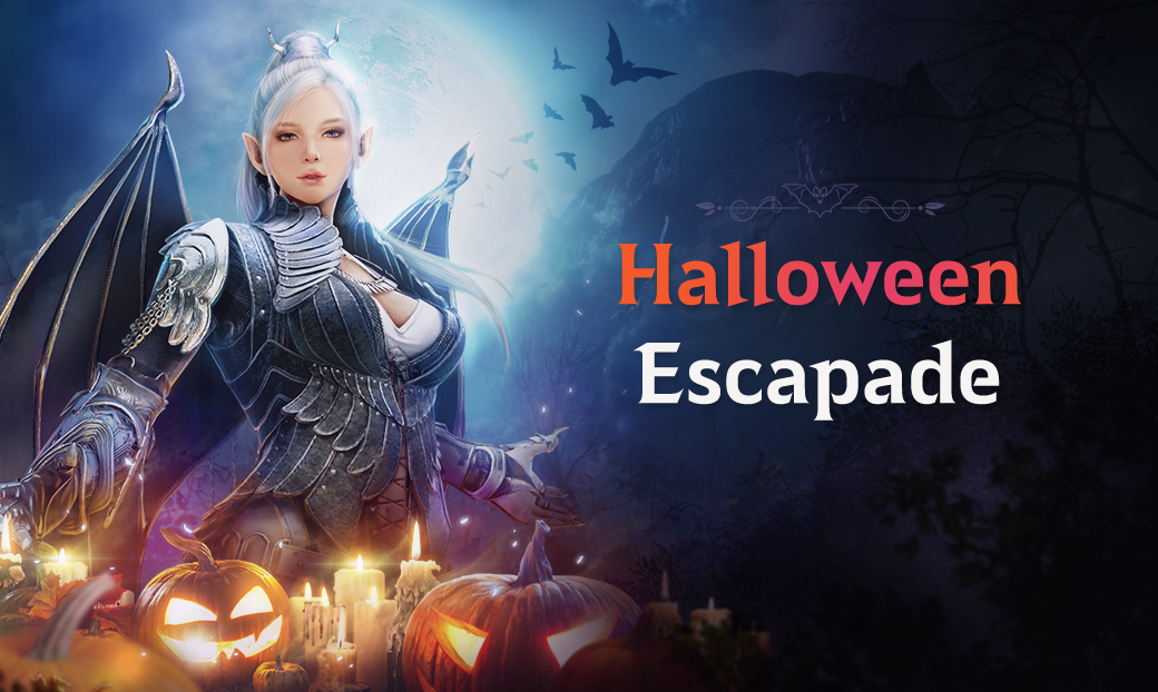 Bdo Halloween Candy Basket 2020 How To Put Them In A Line Black Desert | PEARL ABYSS