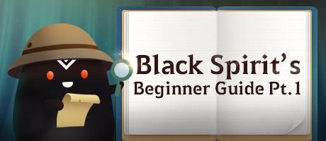 Black Desert Basics I