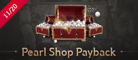 Pearl Shop Payback