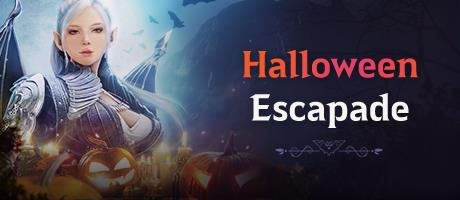 Spine-tingling Halloween Event