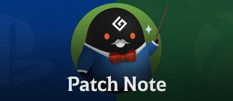 07/08 Patch Notes