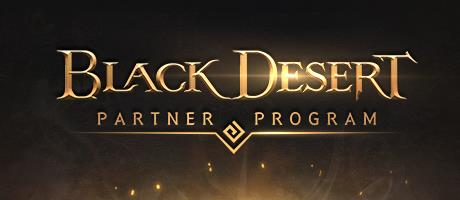 Black Desert Partner Program