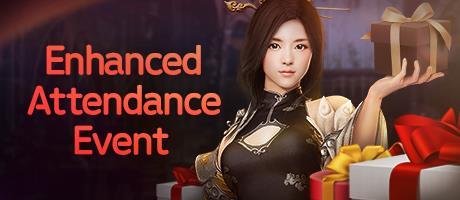 Enhanced Attendance Event