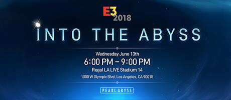Into The Abyss- E3 Meet and Greet